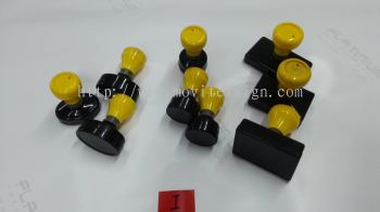 Rubber Stamp /Pre ink holders (general size) (click for more detail)