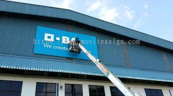 installation jb/ new Branding Logo