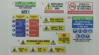 Safety signage general Jb