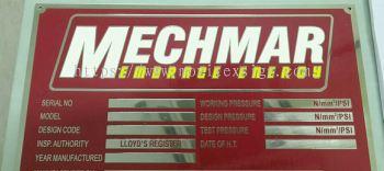Mechine tag or Boilerplate /