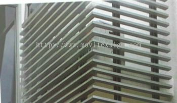 window strips line products  n polycarbonate