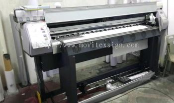 large format printer going for sale offer solvant inkjet 5ft $$$. ..still running conditions negotionble (click for more detail)