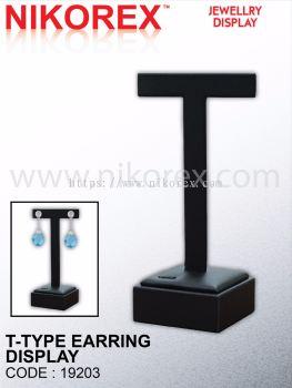 19203 - T-TYPE EARRING DISPLAY