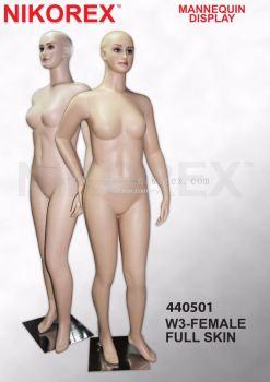 440501 – FEMALE FIBER MANNEQUIN SKIN (W3 BIG SIZE)