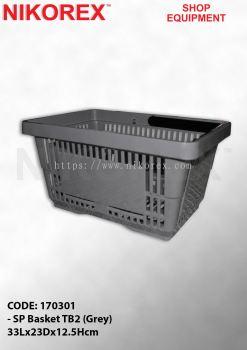 80141 - TB-2 Basket Grey-PC