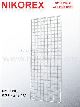 20062-Netting W/O Frame