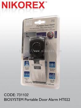 63166 - BIOSYSTEM Portable Door Alarm HT022