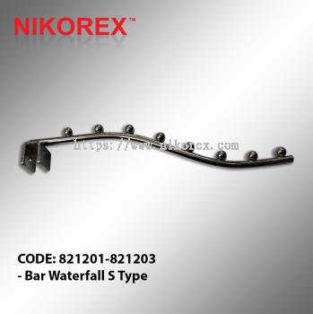 821201-821203 Bar Waterfall S Type (Beads)