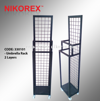 330101 – Umbrella Rack  2 Layers