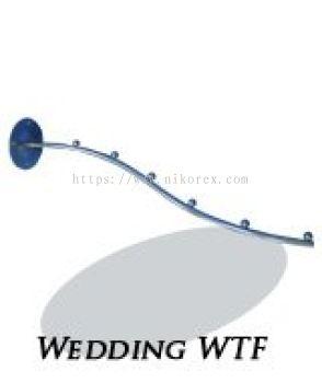 872401 - WALL MOUNTED WEDDING WATERFALL