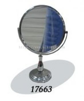 17663-4408C-8;quot; Chromed Mirror