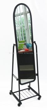 524004BK - STANDING MIRROR 3113 (BLACK)