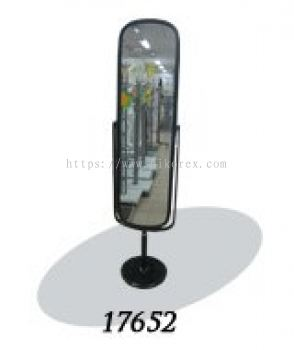 17652-3380W Full Body Mirror