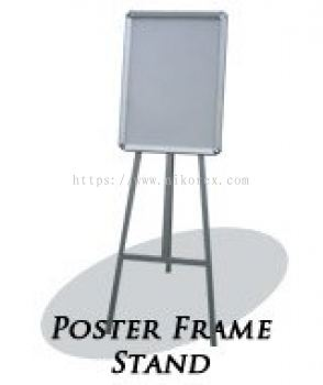 17111-Poster Frame Stand