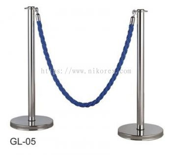 17123/17125-Baluster GL-05-(Pair & Rope-1pc)