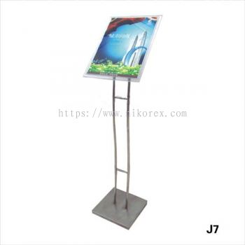 17292-J7 Menu Stand