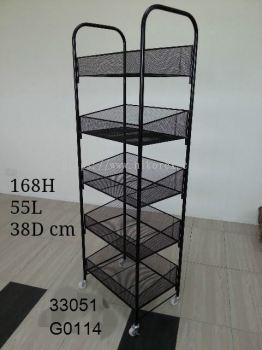 33051-G0114 DISPLAY RACK