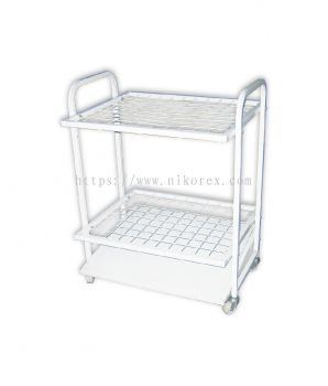 330001 - BROOM RACK 2' x 1.5' NET TYPE