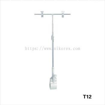 17045-THUMCLIP T-CLIP(M5)T12