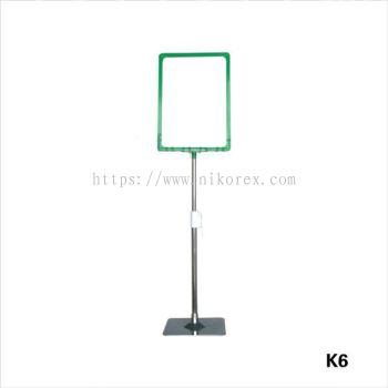 17236 - K6-B(400-750)FRAME STAND (Set)