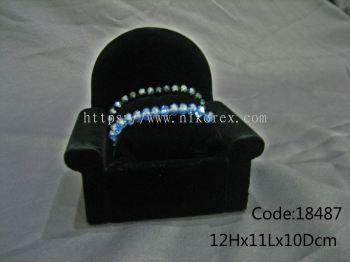 541103 -RING DISPLAY SOFA NKD-20 (BLACK)
