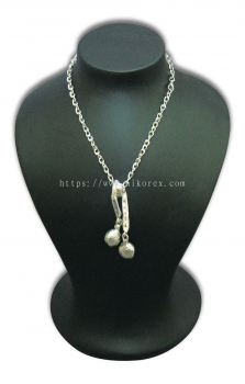 19107-2PCS NECKLACE DISPLAY