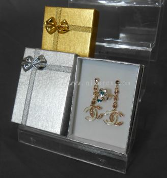 18954-7X9CM GIFT BOX-12PCS(GOLD)