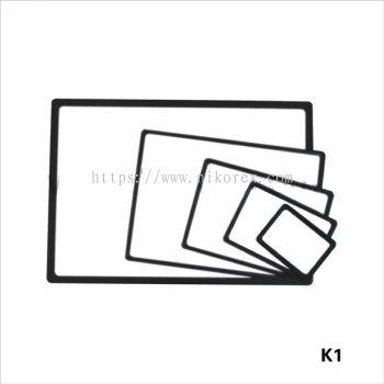 17215-A5 Frame-Black