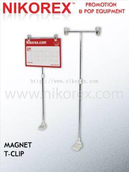 652021 - MAGNETIC POP T TYPE 2 CLIP ADJ. H50cm (C1)