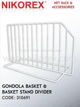 310691 - GONDOLA BASKET DIVIDER