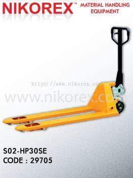 29705-S02-HP30SE HAND PALLET TRUCK