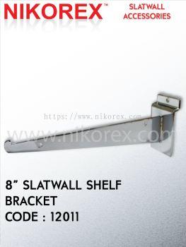 12010, 12011, 12012, 12013, 12014-SLATWALL SHELF BRACKET