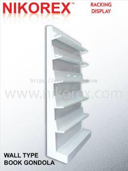 Wall Type Book Gondola