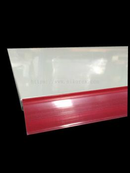 60001RD - DATASTRIP 119cm (RED-10PCS) 30B/H