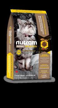 NUTRAM TOTAL GRAINE FREE CHICKEN ,TURKEY & DUCK 6.8KG