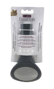Le Salon Essentials Cat Slicker Brush, Small (50401)