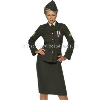 Army Lady SW01