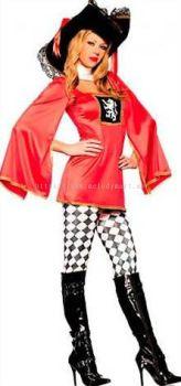 Musketer Costume (0054225815529)
