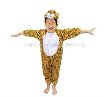 Kids tiger jumpsuit / pyjamas