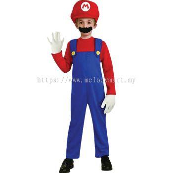 Super Mario Kid - Red (1006 0101)