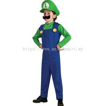 Super Mario Kid Green (1006 0102)
