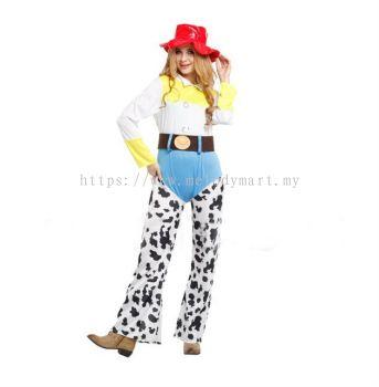 Toy Story Jessie W0156 Adult (1006 1001 00)