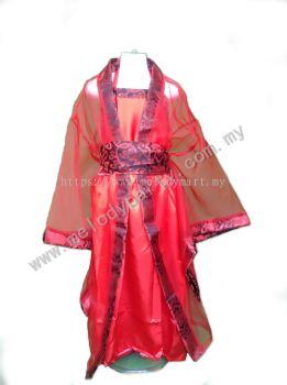 Chinese kid Red