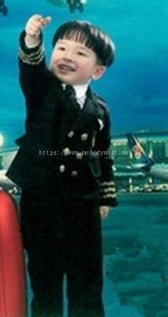 Pilot Kid P152