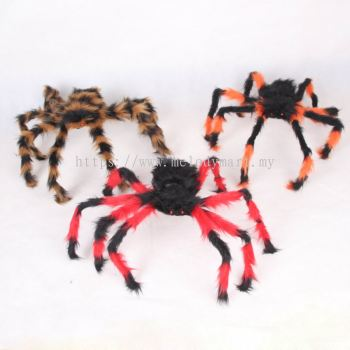 Halloween Spider Mix Colour 75cm -7014 0251 12
