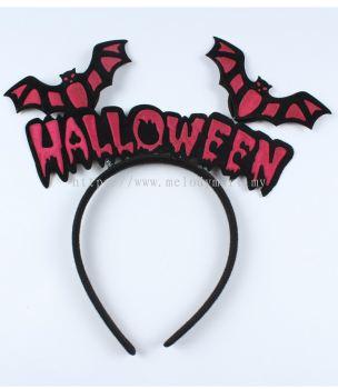 Halloween Hairband Pink - 2330 5004 01