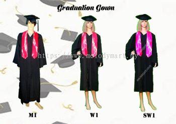 Graduation gown sw1