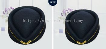 Stewardess Hat- 1022 5001 02