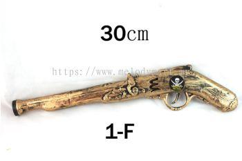 Pirate Gun 1-F 30cm - 2053 0107 01