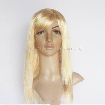 Long Straight 50cm Wig - 4501 0222